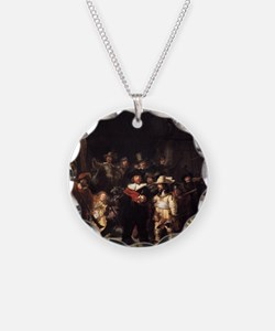 The Nightwatch Necklace