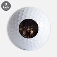The Nightwatch Golf Ball