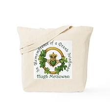 hughmcgpilo Tote Bag