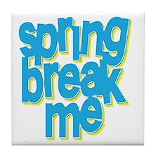 springbreakmedrk Tile Coaster