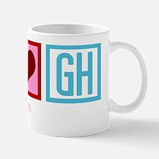 peaceloveGHwh Mug