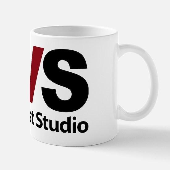 logo-letterhead-black-maroon Mug
