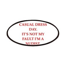 casual dress Patches