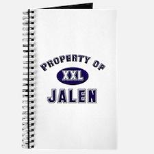 Property of jalen Journal