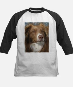 Funny Dog painting Tee