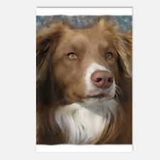 Cute Shepherd Postcards (Package of 8)