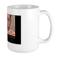 DeMotivational - Low Expectations Mug
