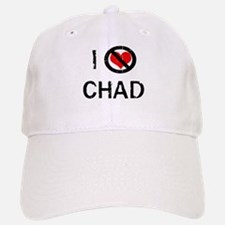 I Hate CHAD Baseball Baseball Cap