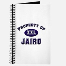 Property of jairo Journal