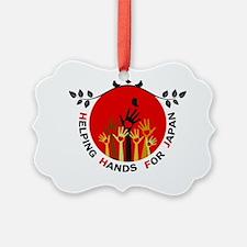 helpinghandsforjapan Ornament