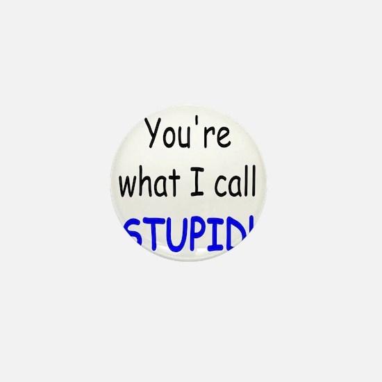 what i call stupid Mini Button