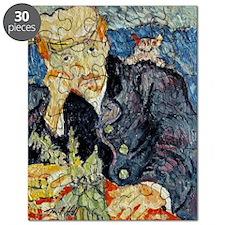 Vincent  Doctor Gachet Puzzle