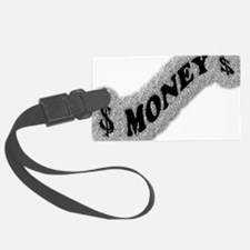 $-MONEY-SIGN2 Luggage Tag