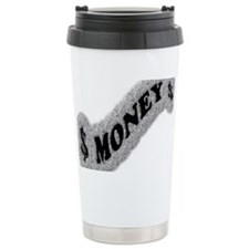 $-MONEY-SIGN2 Travel Coffee Mug