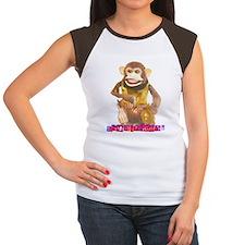 munky business Women's Cap Sleeve T-Shirt