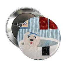 "bullock bathtub_11x11_framed 2.25"" Button"