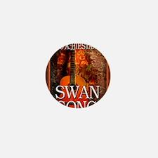 Swan Song notecard Mini Button