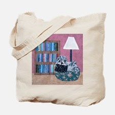 library_11x11 Tote Bag