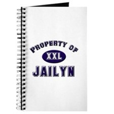 Property of jailyn Journal