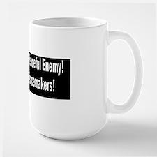 A Dead Enemy is a Peaceful Enemy - Bles Mug