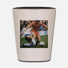 QPR 1982 Shot Glass