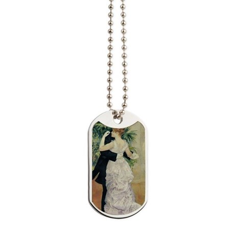 Dance in the City Dog Tags