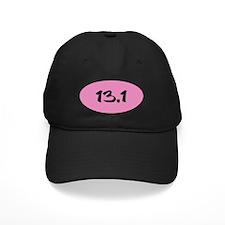 13.1  pink circle Baseball Cap