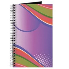 Purple Rainbow (4G slider) Journal