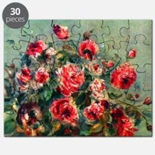 Roses of Vargemont Puzzle