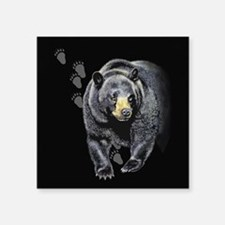 "bear333311 Square Sticker 3"" x 3"""