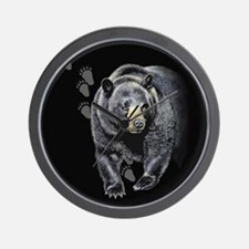 bear333311 Wall Clock