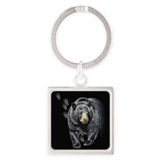 bear333311 Square Keychain