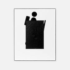 iCache White Picture Frame