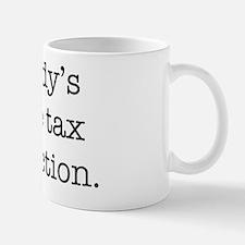 tax Mug