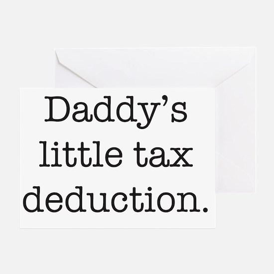 tax Greeting Card