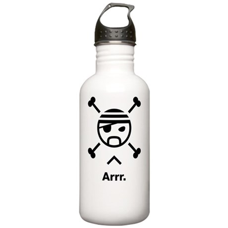 Pirate Day Stainless Water Bottle 1.0L
