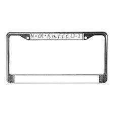 drakesafe-01 License Plate Frame