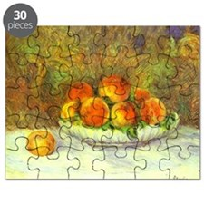 Still Life with Peaches Puzzle
