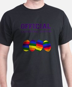Official Easter Egg Hunter - Rainbow T-Shirt