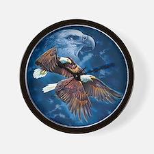 ip000662_1eagles3333 Wall Clock