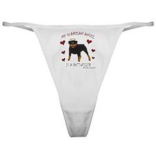 Rottweiler Classic Thong