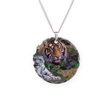 ip001528catsbig cats3333 Necklace