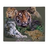 Animal Fleece Blankets