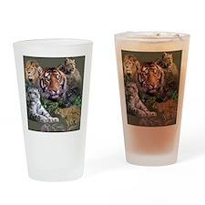 ip001528catsbig cats3333 Drinking Glass