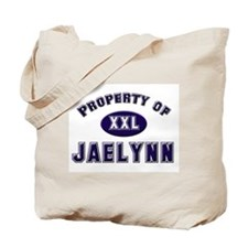 Property of jaelynn Tote Bag