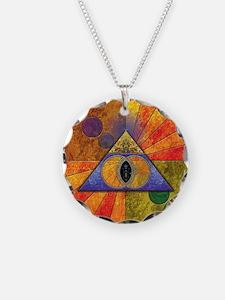 Sacred Pyramid Necklace