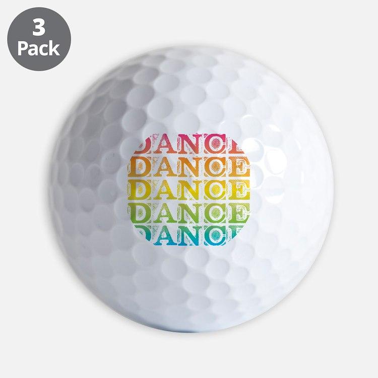DANCE COLOR Golf Ball