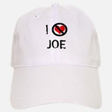 I Hate JOE Baseball Baseball Cap