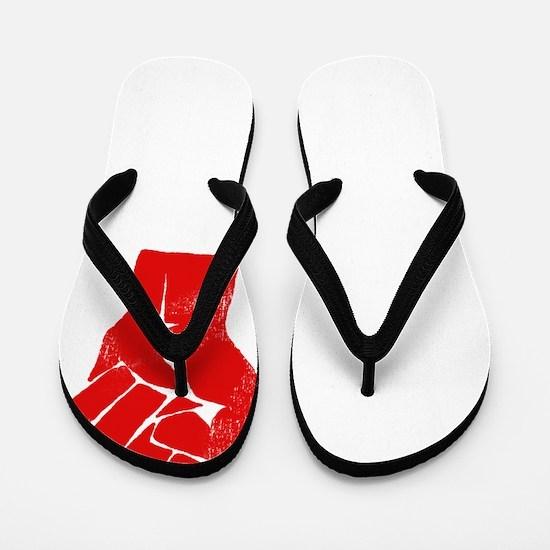 I-stand-MI-W Flip Flops