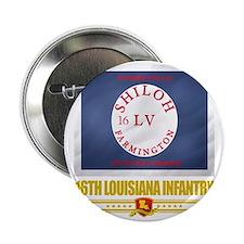 "16th Louisiana Infantry (flag 10) 2.25"" Button"